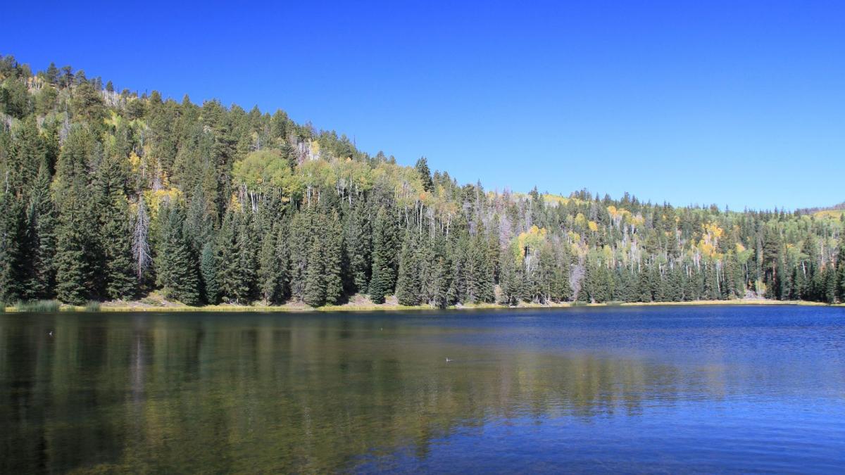 Posey Lake – Grand Staircase-Escalante National Monument – Utah