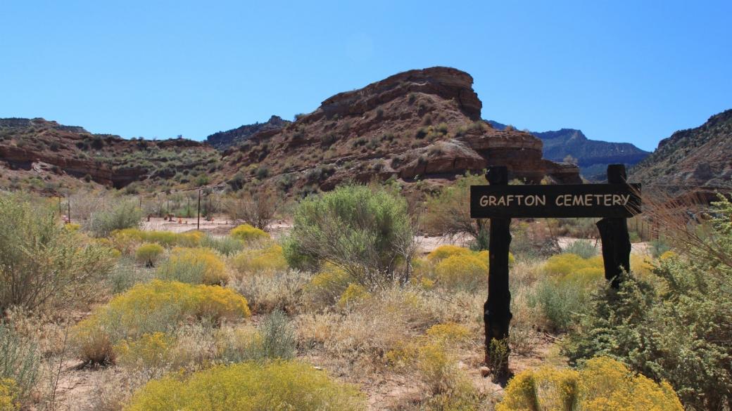 - Grafton Cemetery -