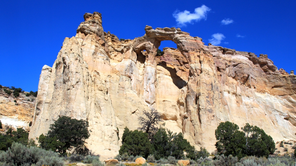 Grosvenor Arch, Grand Staircase-Escalante National Monument