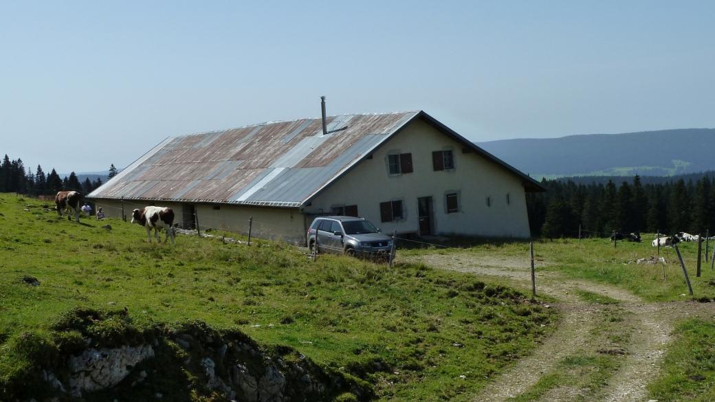 Le Chalet de Pierre - Vaud - Suisse