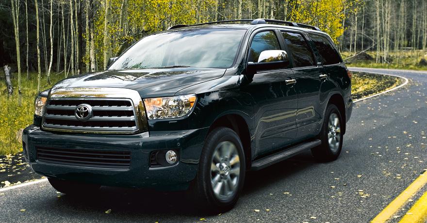 Toyota Sequoia 2012 4WD