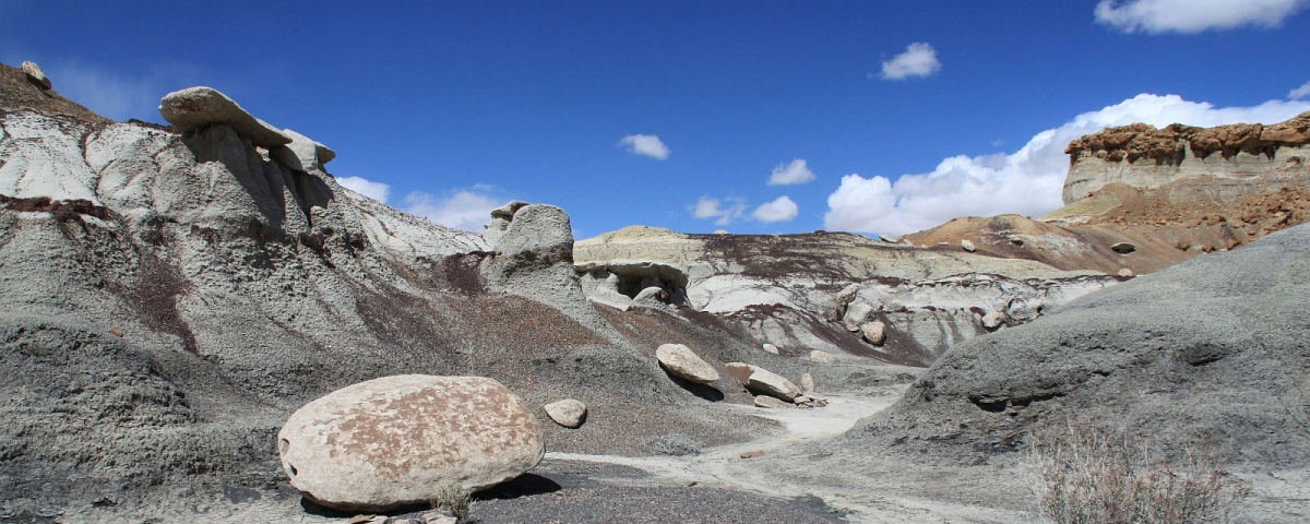 Bisti Wilderness Area, Nouveau-Mexico