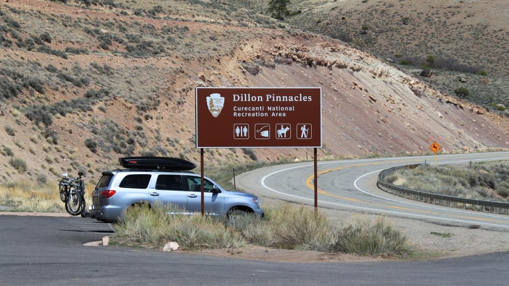 Dillon Pinnacles - Curecanti National Recreation Area - Colorado