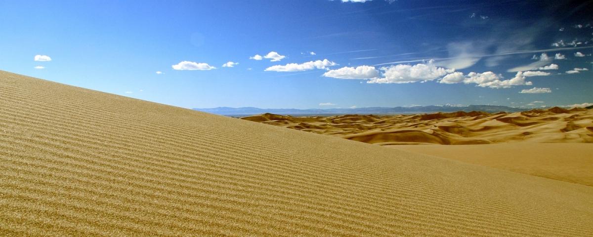 Great Sand Dunes - 2012