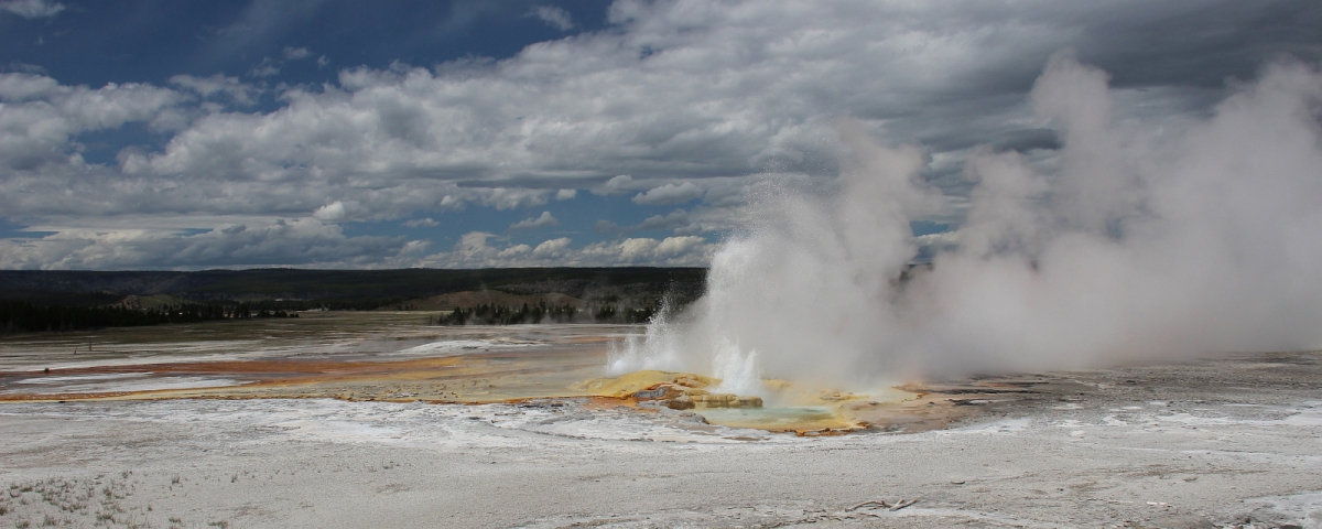 De Pocatello à Yellowstone