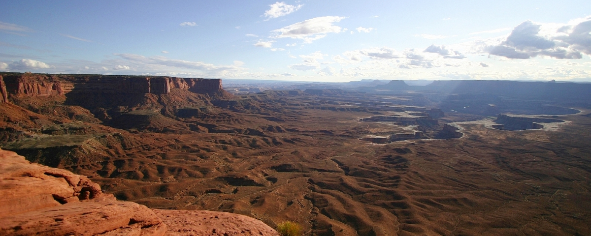 Syncline Loop, Canyonlands National Park