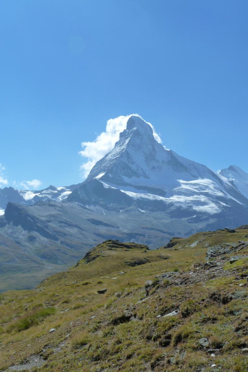 Mont Cervin – Valais – Suisse
