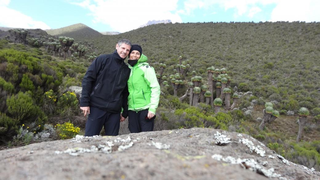 Horombo Huts - Mount Kilimanjaro National Park - Tanzania