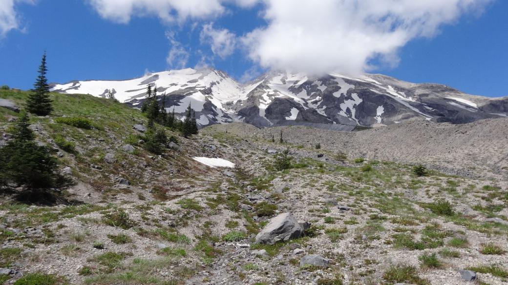 Lui, c'est le Mont Saint Helens