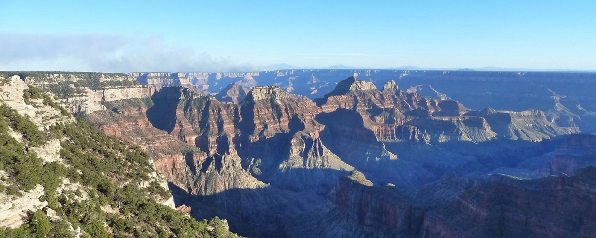 South Rim to North Rim