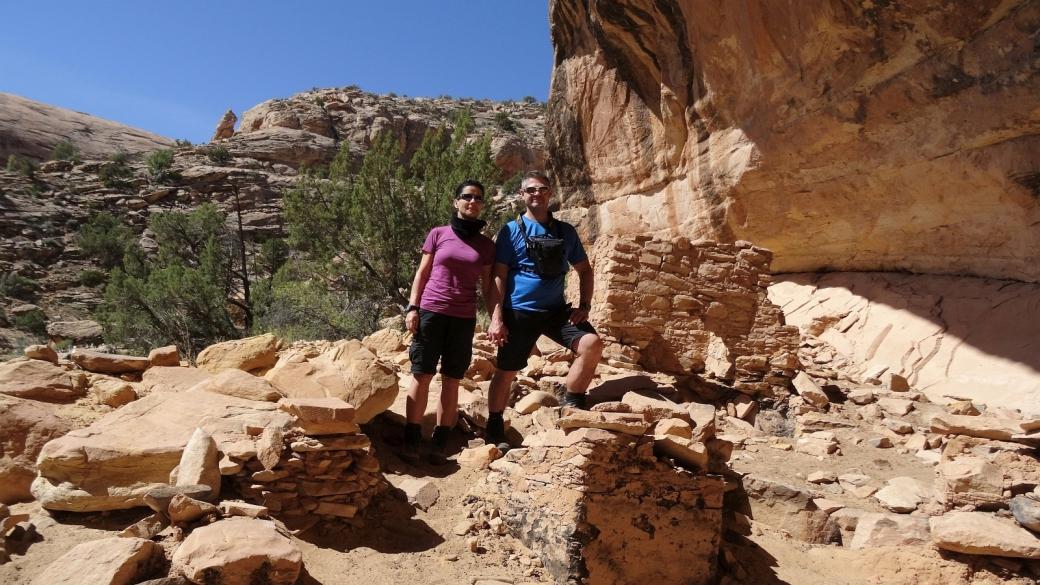 Double Stack Ruin - Cedar Mesa - Utah