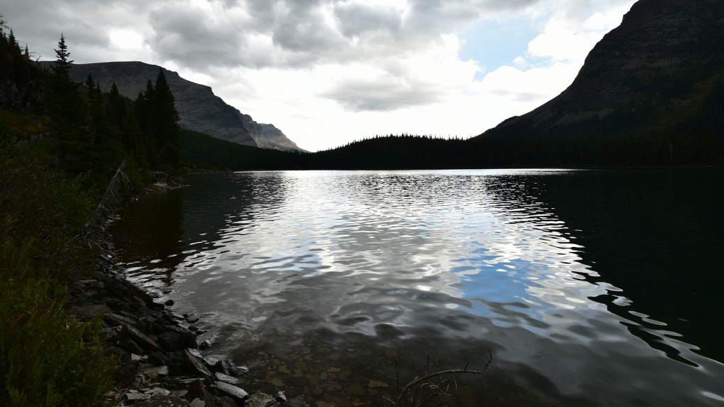 Lake Josephine - Glacier National Park