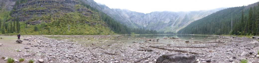 Avalanche Lake - Glacier National Park