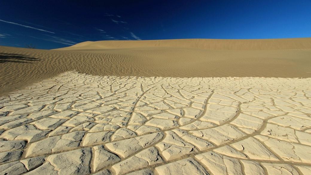 Mesquite Flat Sand Dunes, Death Valley National Park