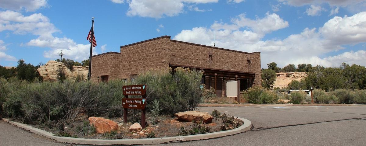 Kane Gulch Ranger Station Cedar Mesa