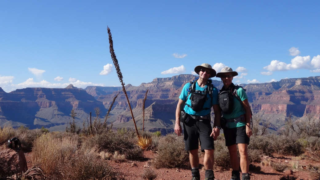 South Kaibab Trail - Grand Canyon National Park - Arizona