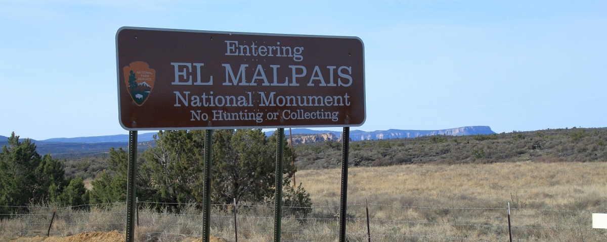El MalPais National Monument - New Mexico