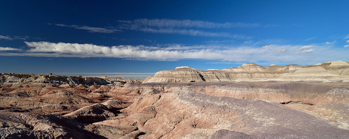 Red Basin, Petrified Forest National Park