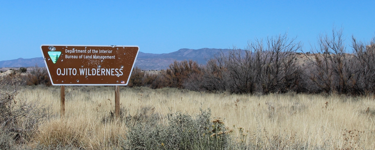 Ojito Wilderness