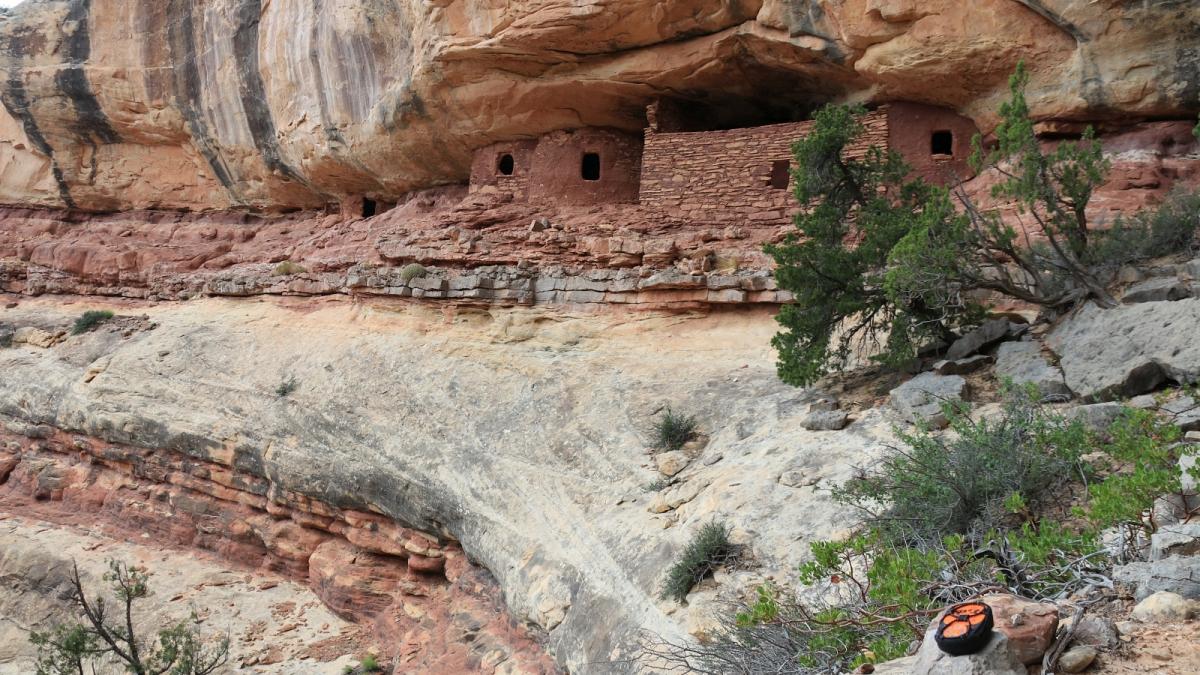 Three Fingers Ruins – Hammond Canyon – Utah
