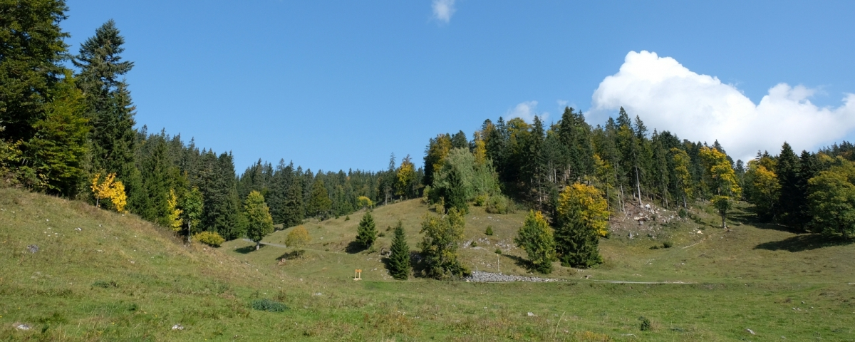 Le Mont Pelé - Vaud - Suisse