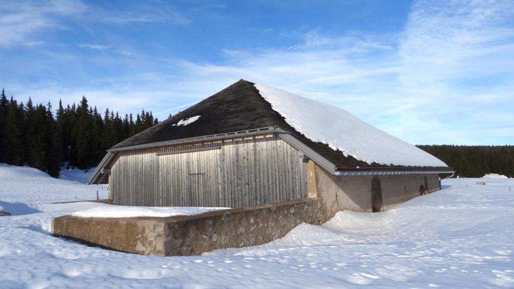 Sèche des Amburnex - Vaud - Suisse