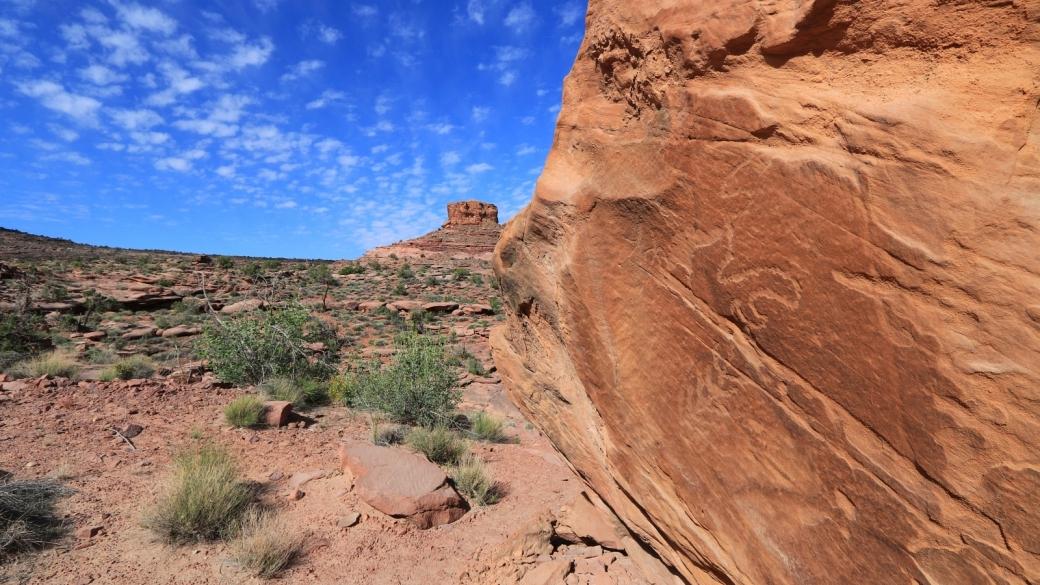 The Birthing Panel - Moab - Utah