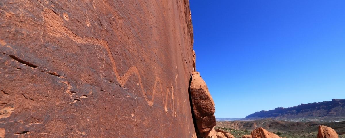 Serpent à Moab Dump Panels.
