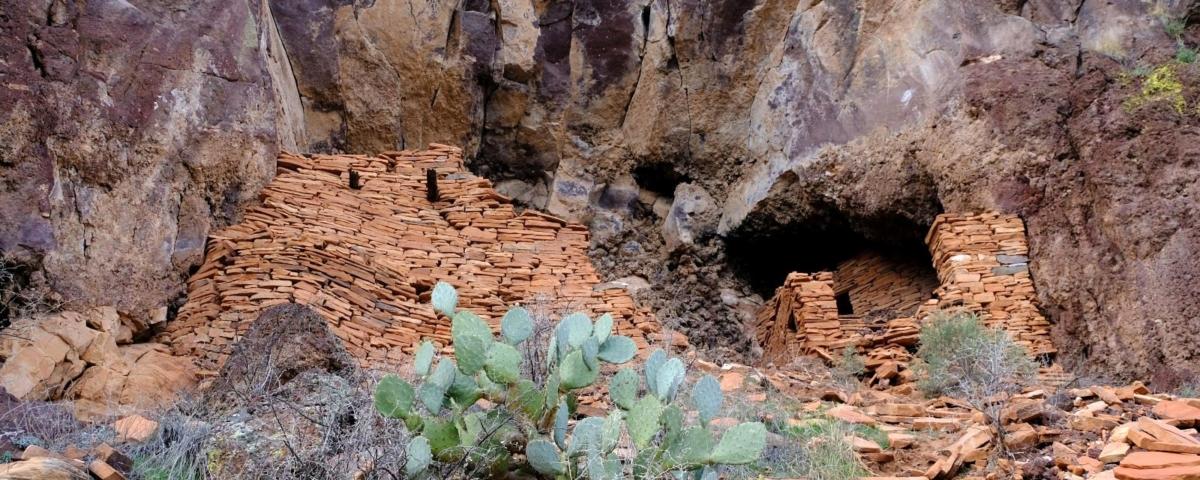 Sycamore Canyon Ruins