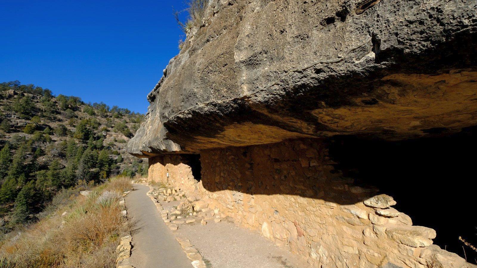 Walnut Canyon National Monument - Arizona