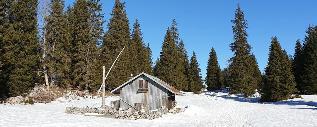 Cabane du Sevran