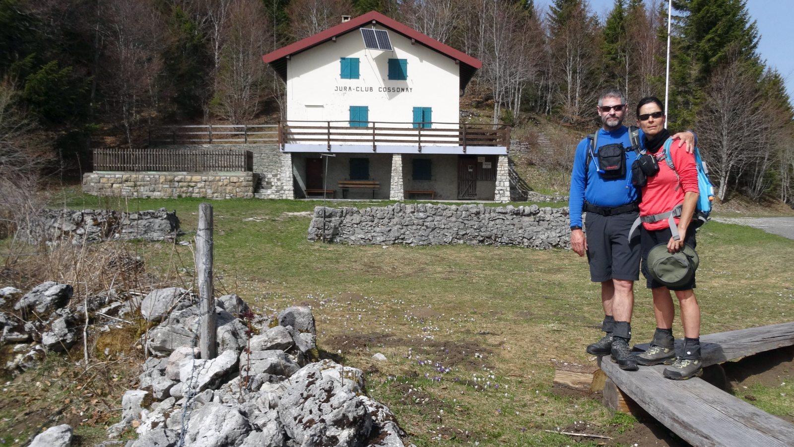 Chalet du Jura-Club - Mont-la-Ville - Vaud - Suisse
