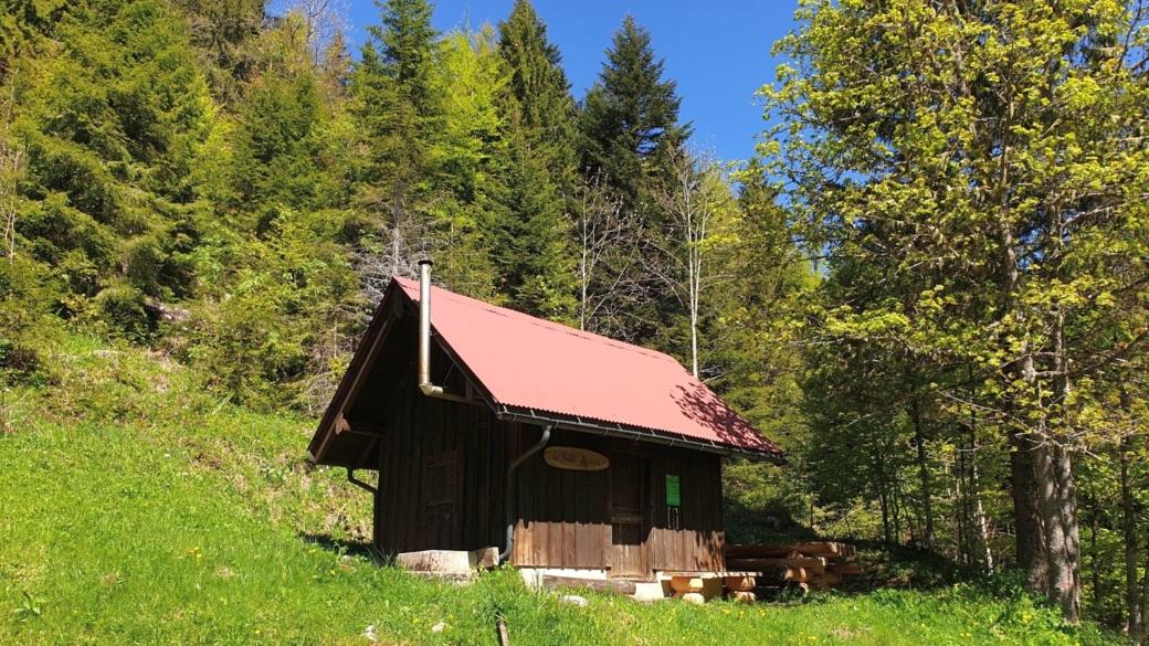 Le Planet - Mont-la-Ville - Vaud - Suisse