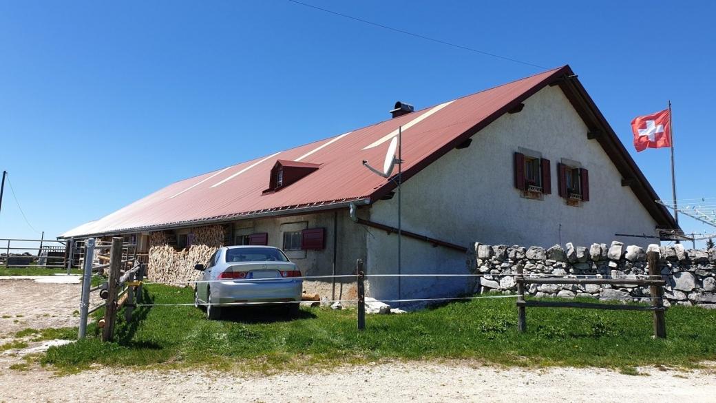 La Duchatte - L'Abbaye - Vaud - Suisse