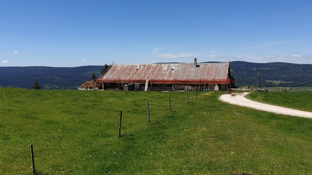 Chalet Neuf - L'Abbaye - Vaud - Suisse