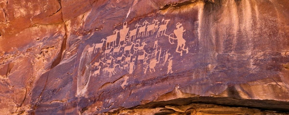 Anciennes civilisations du sud-ouest américain.
