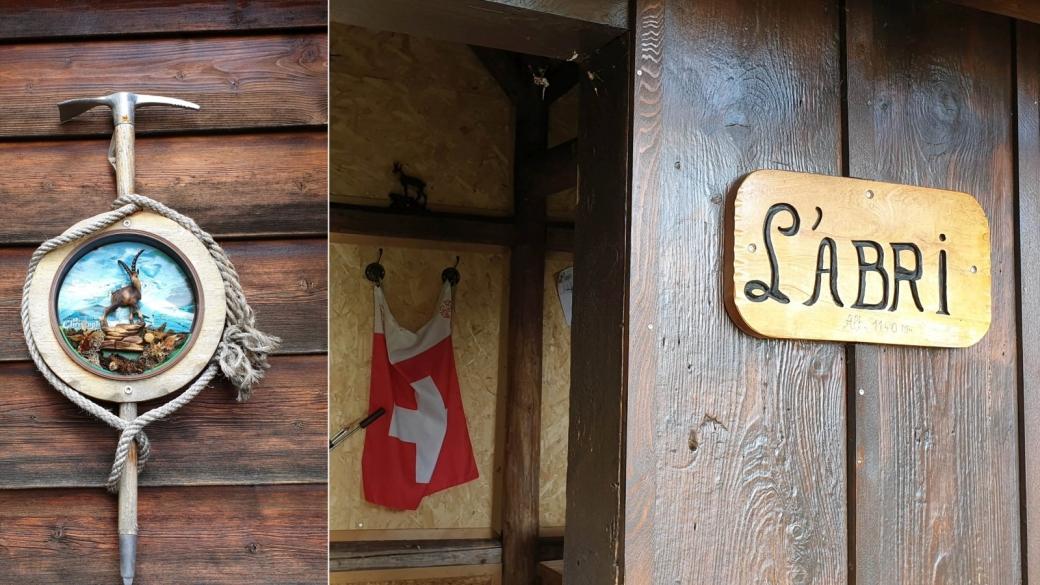 L'Abri - Montricher - Vaud - Suisse