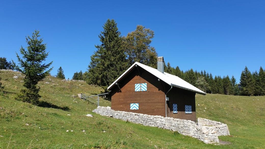 Le Mazot - L'Isle - Vaud - Suisse