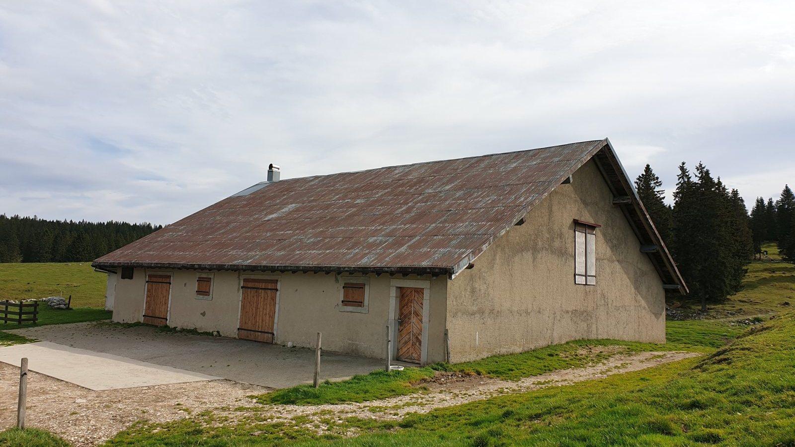 Chalet du Chef - Le Chenit - Vaud - Suisse