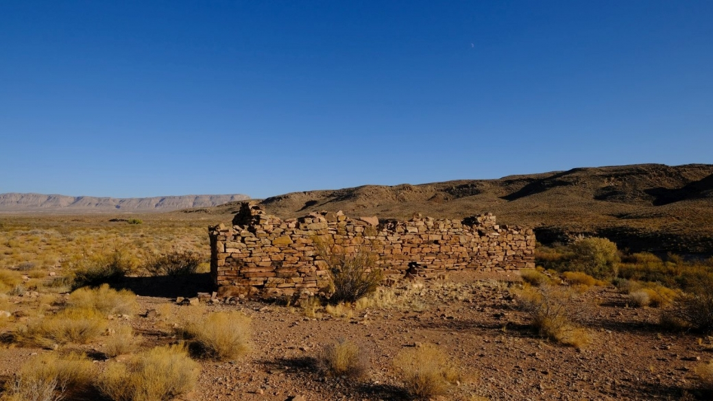 Fort Pearce, près de St. George, Utah.