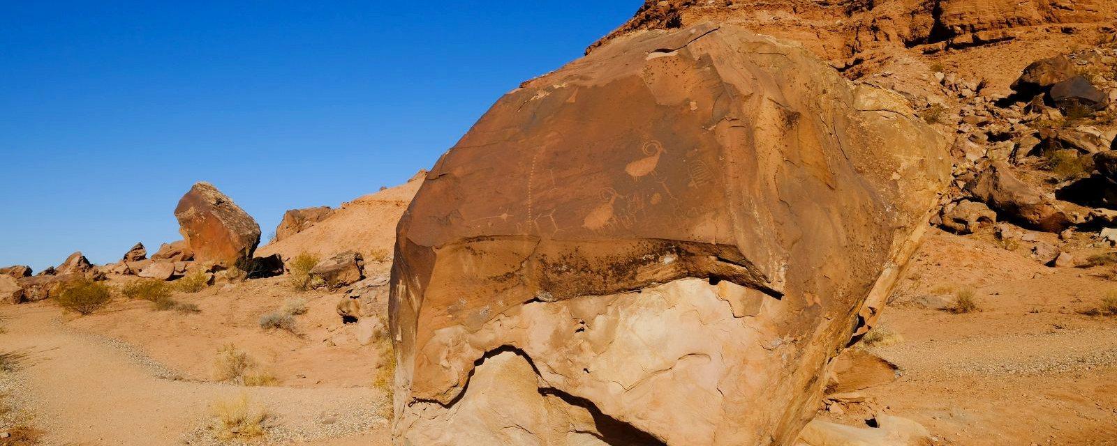 Little Black Mountain Petroglyph Site