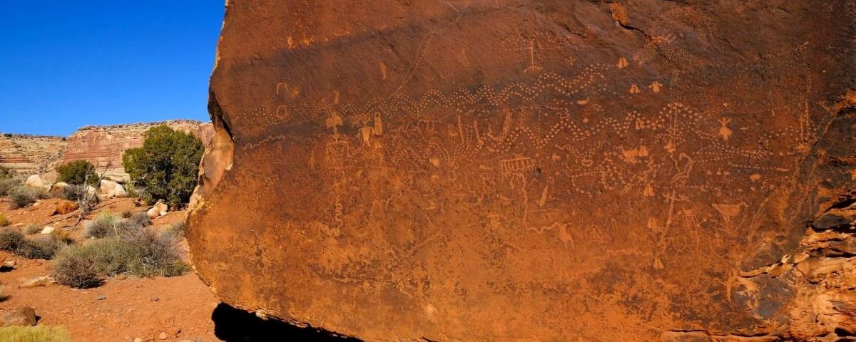 Cedar Point Petroglyphs