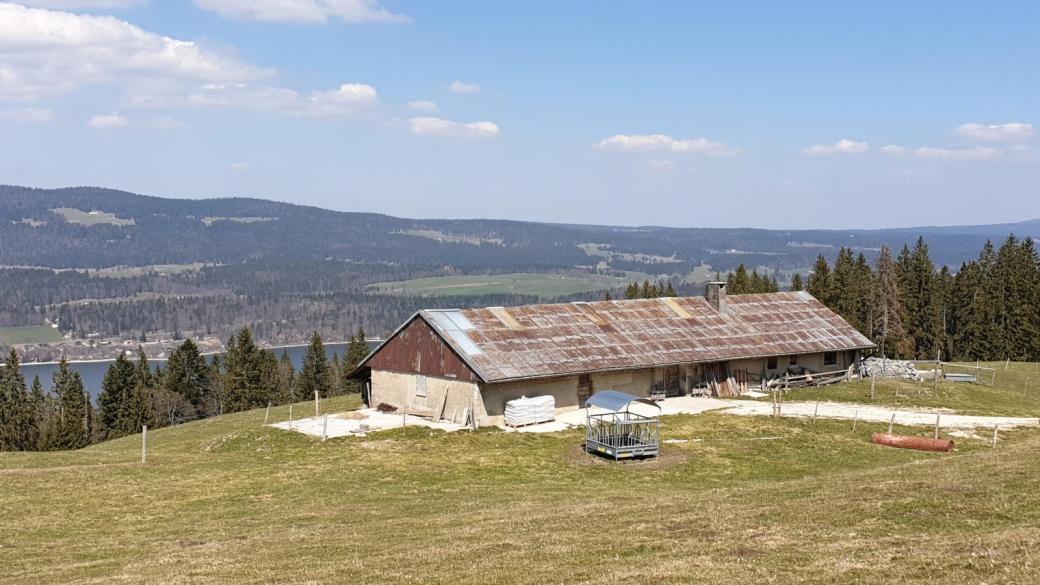 La Branette - Le Chenit - Vaud - Suisse