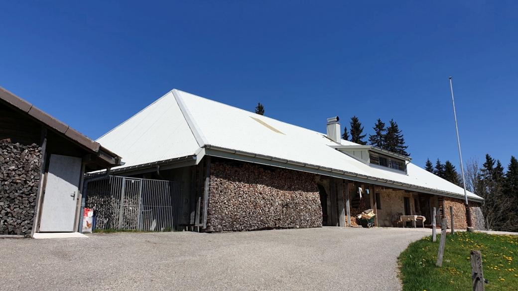 Le Cerney - Le Chenit - Vaud - Suisse