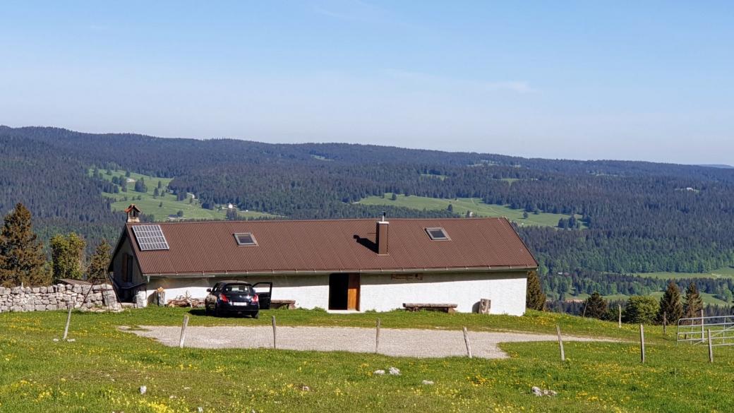 La Picotette - L'Abbaye - Vaud - Suisse