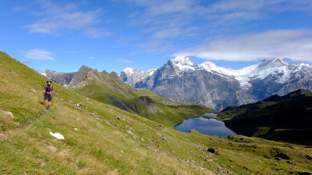 Bachsee - Grindelwald - Berne - Suisse