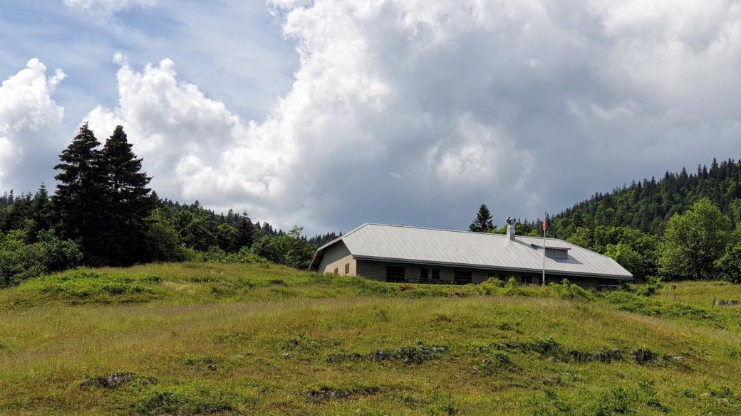 Combe du Faoug - La Rippe - Vaud - Suisse